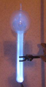 lamp vacuum tube historic reproduction